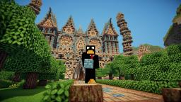 Barad Avix Castle Minecraft Map & Project