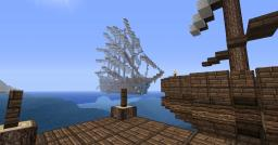 Buccaneer's Boat Minecraft Project