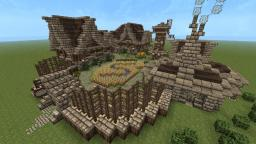 Baker's Home + Store Minecraft Map & Project