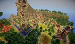 ~Eridian~ [Spawn City for The Isles RP] Minecraft Map & Project