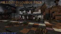 Fallout - The Lonestar Desert Official ResourcePack!! please read desc, to get full potential out of the rp ;) Minecraft