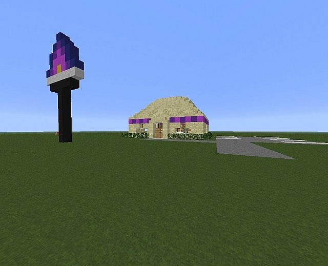 taco bell minecraft project