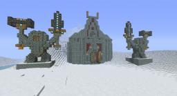 Gormox Dwarven Hold Minecraft Project