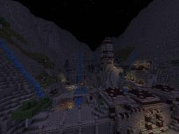 Skyrim Markarth Minecraft Map & Project