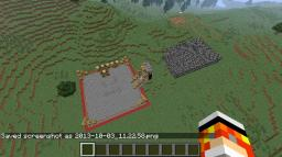 Small Spawn Minecraft Map & Project