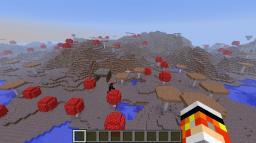 MushRoom Wold Minecraft Map & Project