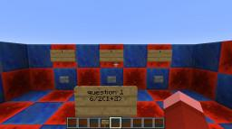 the 100 questions Minecraft Project