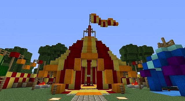 How To Craft A Tent In Minecraft