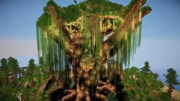 My World: World Tree Minecraft Map & Project