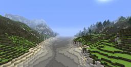 Valley - Landscape Minecraft