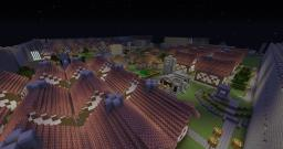 GIANT CITY!!!!! Minecraft