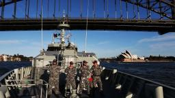 Celebrating 100 years of the Australian Navy