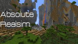Absolute Realism Pack [1.6.4][128x][W.I.P] Minecraft