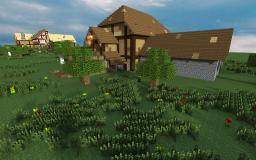 Bridge/Bank Barn Minecraft Map & Project