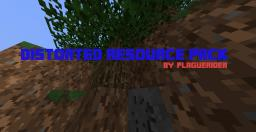 Distorted Resource Pack Minecraft Texture Pack
