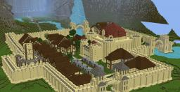Structures of Dale - A Minecraft Timelapse (Erebor: Part6) Minecraft Map & Project