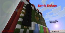 Bomb Defuse (Redstone Minigame) Minecraft Map & Project
