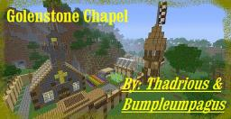 Goldenstone Chapel Minecraft Map & Project