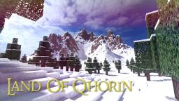 Land Of Qhorin - 5000 X - 400 Sub Special Minecraft