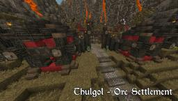 Orcish Settlement Minecraft Map & Project