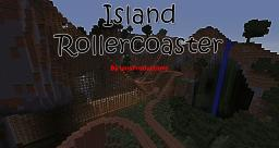 Island Rollercoaster - IansProductions Minecraft Map & Project