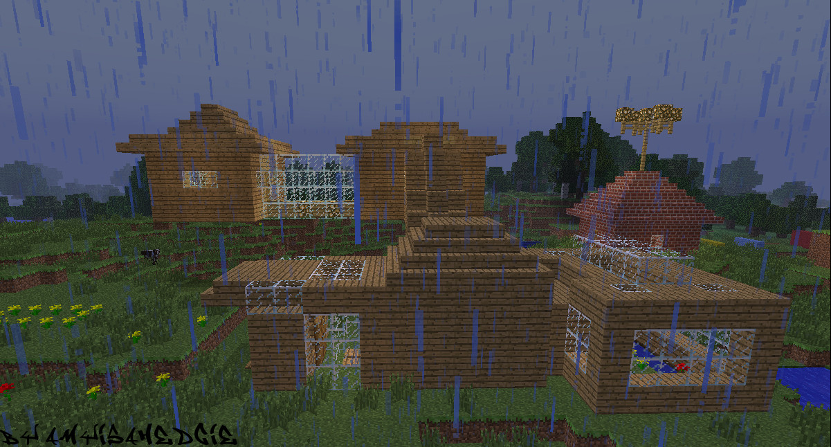 House Cool Other Stuff Minecraft Project