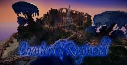 Coaster of Reginald (RollerCoasterContest) Minecraft