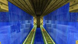Madlands: Underground Biome Tunnel in survival Minecraft Map & Project