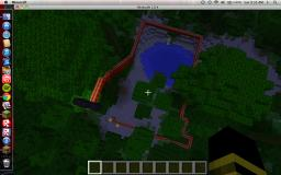 roller coaster, nether and overworld! Minecraft Map & Project