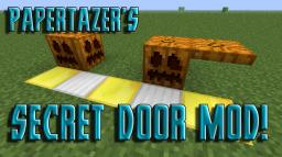 [1.6.4-A] Secret Door Mod! [Forge] Minecraft Mod