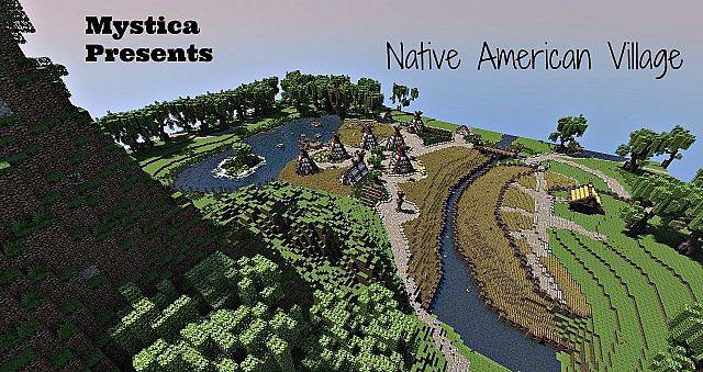 Native American Village Talonzire Build Team Feat