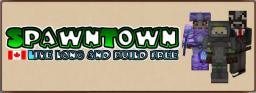SpawnTown Community server 18+ Minecraft Server
