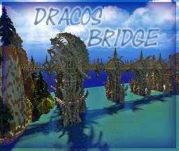 Dracos Bridge + Map Download By Katariawolf Minecraft