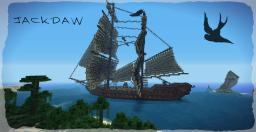 The Jackdaw! Assassins Creed IV ship! Minecraft Map & Project