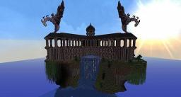 Great Hall of The Dragons Minecraft