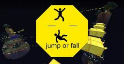 jump or fall v1.2 Minecraft