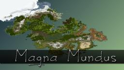 Magna Mundus - Large Fantasy World Minecraft Map & Project