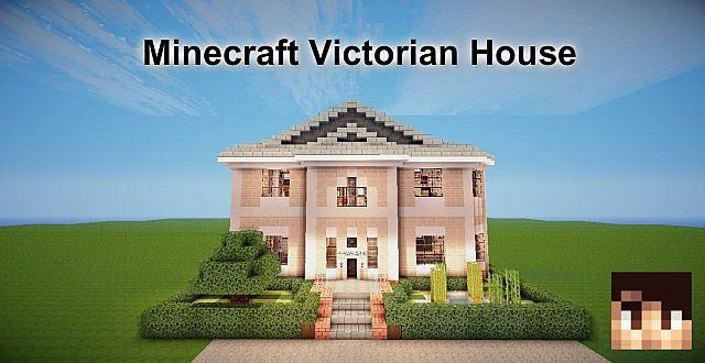 Minecraft victorian house download minecraft project