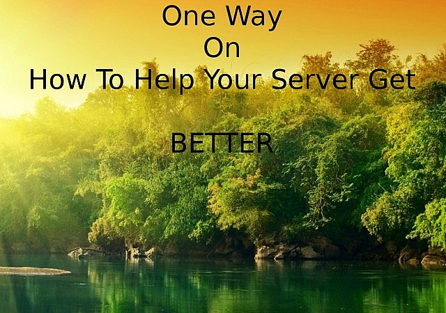 how to get better ping on minecraft servers