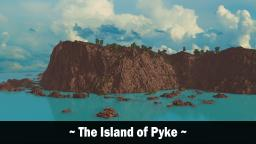 The Island of Pyke Minecraft