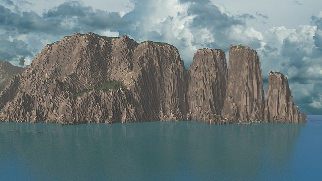 The island of pyke minecraft project the location of the castle pyke the spires will be edited further in game sciox Image collections