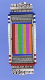 Rainbow TNT Throw [Minigame] Minecraft