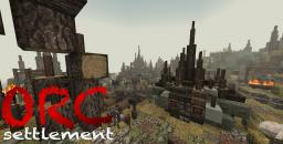 Orcish settlement- Darakuh Minecraft Map & Project