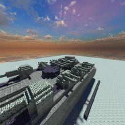 Raptor Super-Heavy Tank Destroyer Minecraft Project