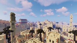 Lacandria: ancient city - 340 AD Minecraft Map & Project