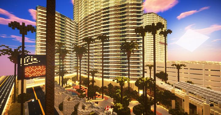 City Center Aria
