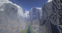 Nogrod, Dwelling of the Firebeard Clan in the Ered luin (Tumunzahar) Minecraft Map & Project