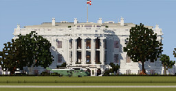 The White House | BPS Minecraft Map & Project