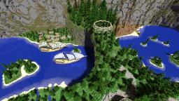 Siire Valley - Survival Games Map Minecraft Map & Project