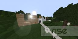 Rise - Modern House Minecraft Map & Project